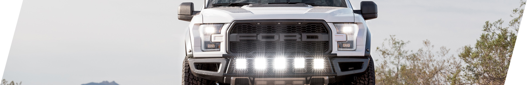 2017 Ford Raptor Lighting Upgrades