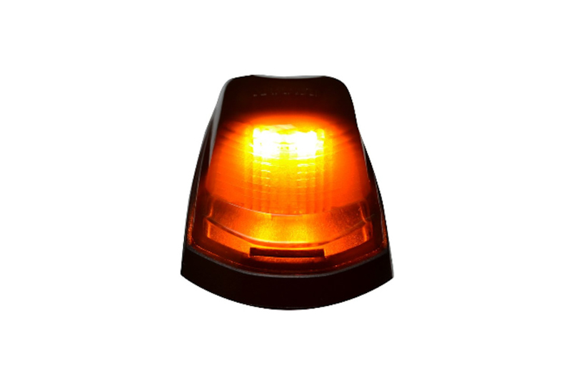 2017 2020 F250 Amp F350 Recon Smoked Lens Amber Led Cab