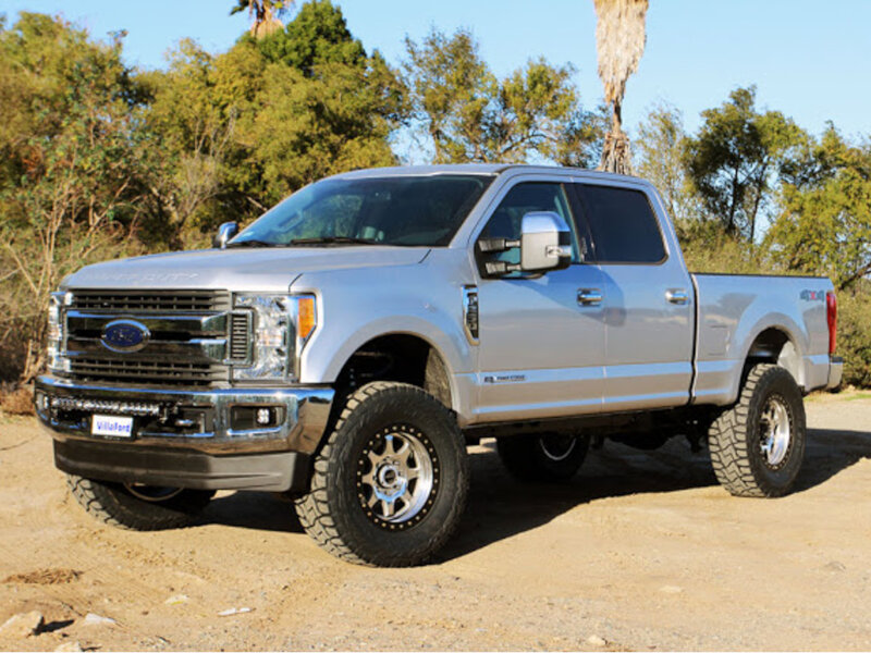 2017 F150 Leveling Kit >> Just Added: 2017 Super Duty Leveling Kits by Carli