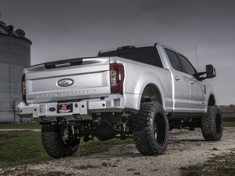 2017-2020 F250 & F350 Kelderman Bravo Series Rear Bumper ...