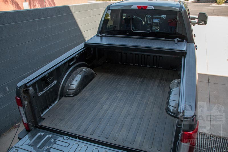 2017-2019 F250 & F350 BAKFlip G2 Hard-Folding Tonneau Cover Long Bed 226331