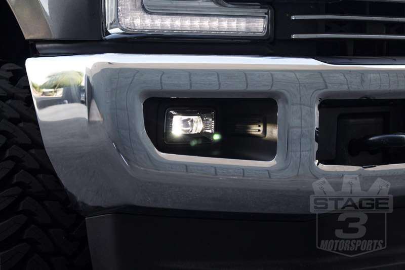Stage 3 S 2017 F250 Super Duty Project Truck Lighting Upgrades