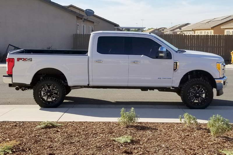 "2017 F250 Leveling Kit >> 2017-2019 F250 & F350 4WD Ready Lift 2.5"" Front Leveling Kit 66-2725"