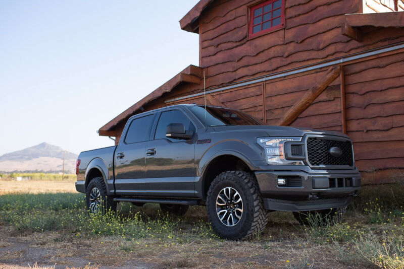 """2014-2019 F150 Boss 0-3"""" Adjustable Coilover Kit F15095H14"""