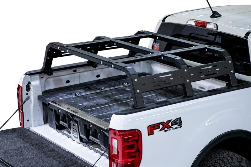 An RCI Bed Rack fitted to Stage 3 Motorsports' 2019-2020 Ford Ranger!