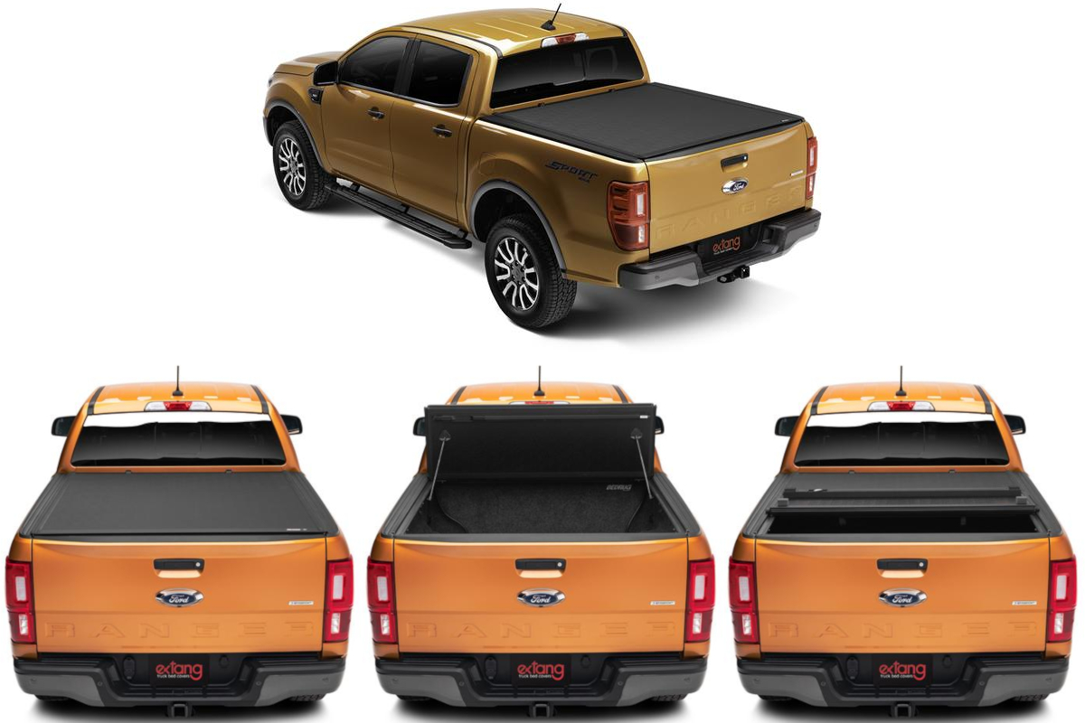 2019 Ford Ranger Extang Xceed Tonneau Covers