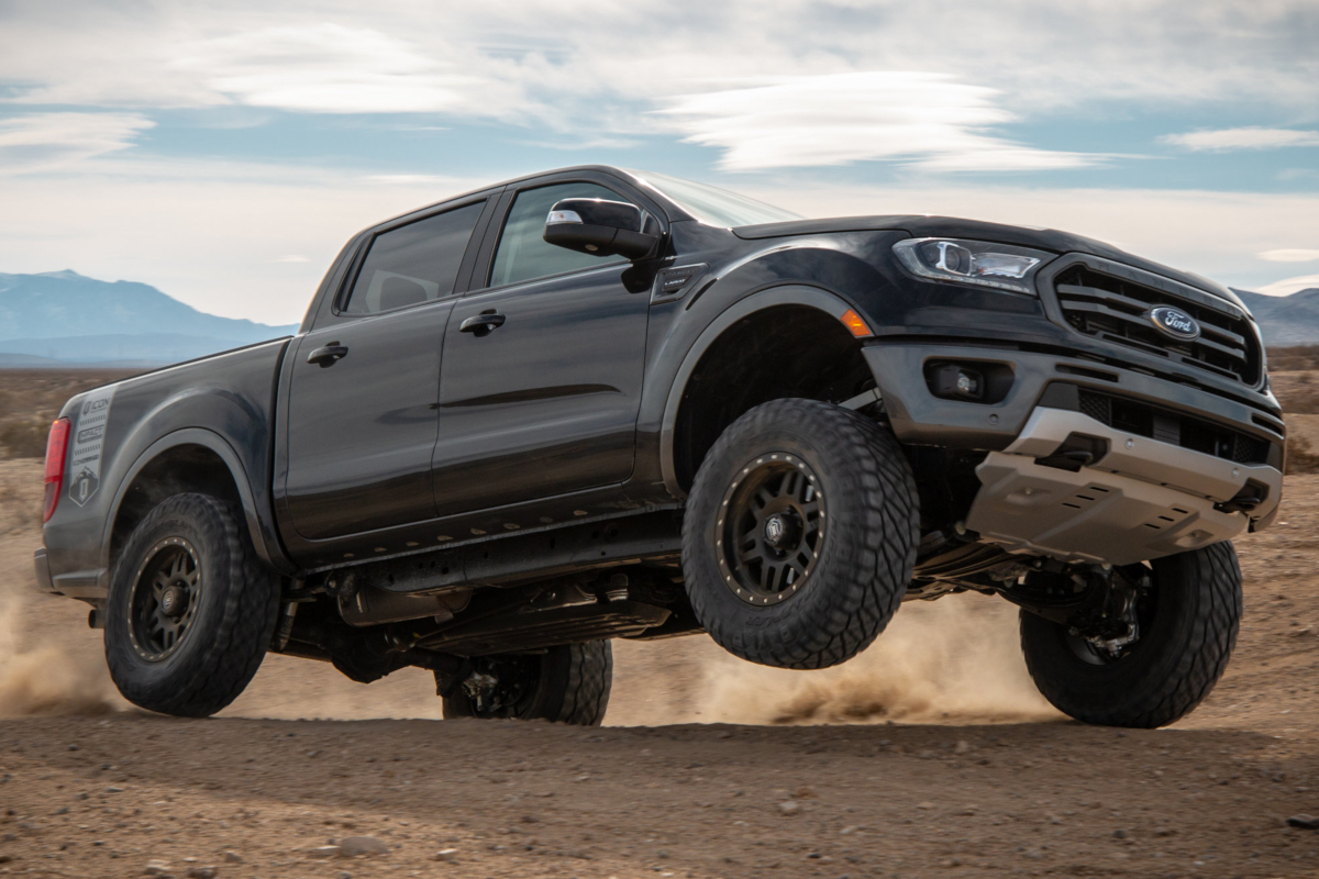 2019 Ford Ranger Icon Six Speed Wheels Now Available!