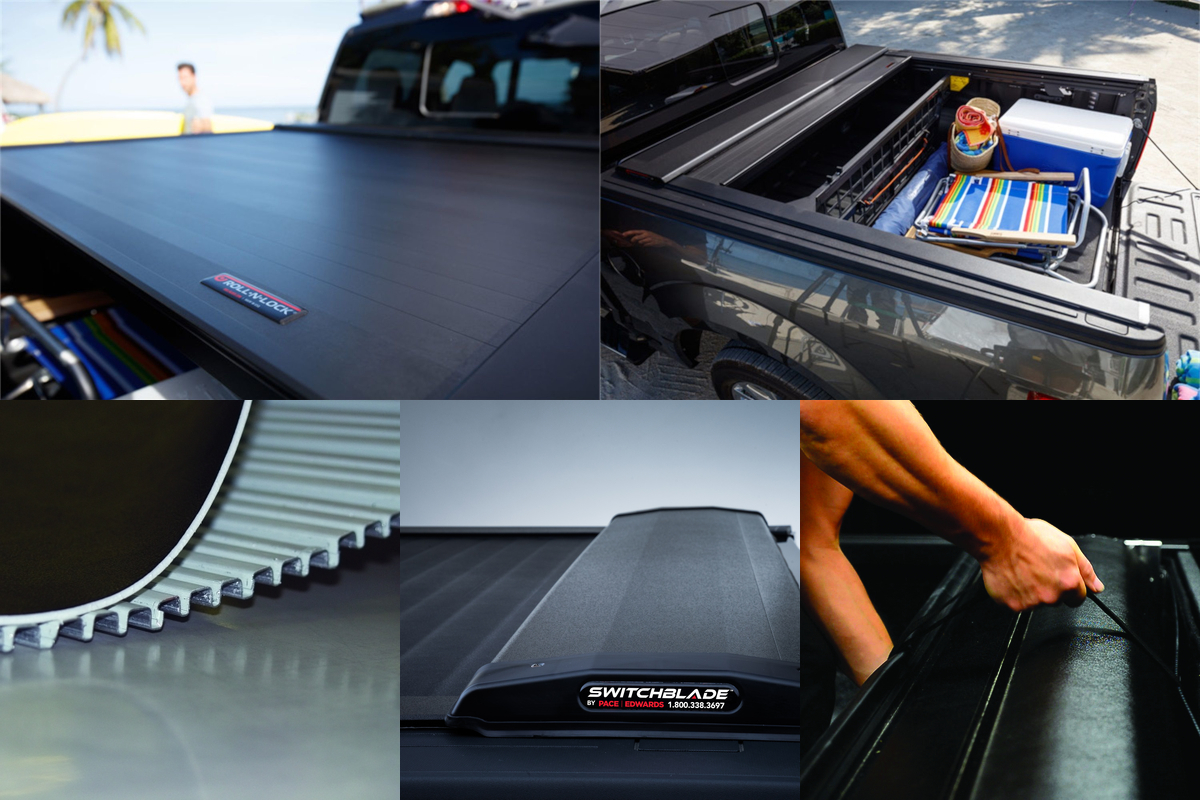 2019 Ford Ranger Pace Edwards & Roll-N-Lock Tonneau Covers Now Available!