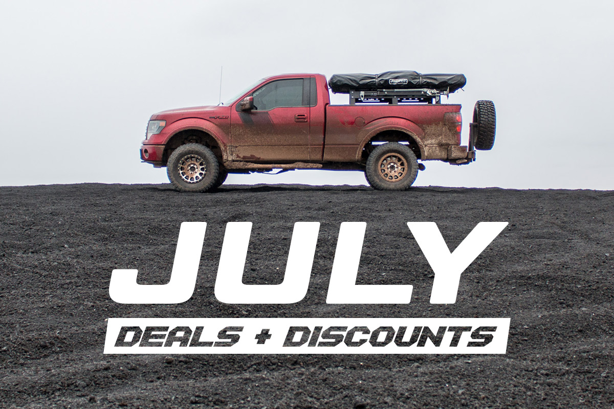 Stage 3's July 2020 Deals & Discounts!