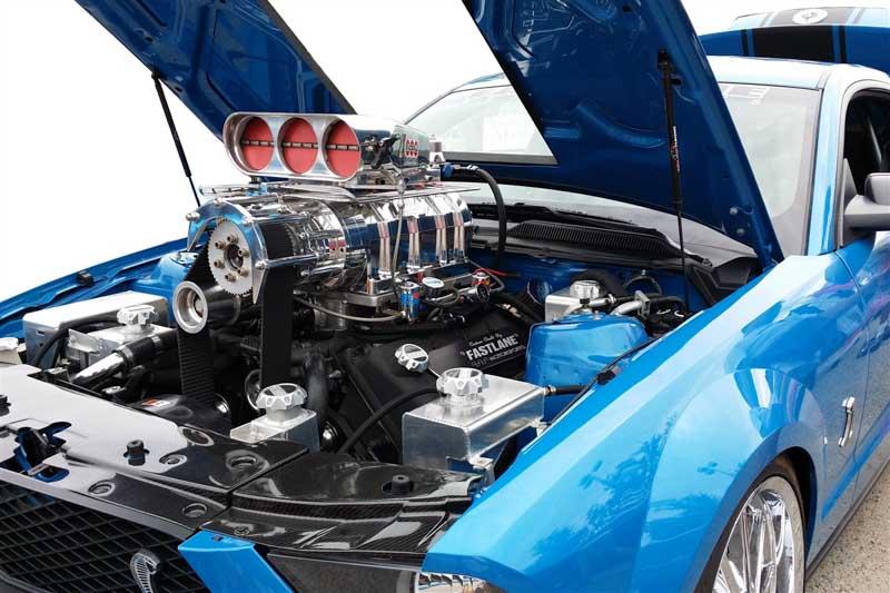 2005 2014 Mustang Redline Tuning Quicklift Plus Hood