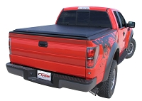 2004-2014 F150 & Raptor 5.5Ft Bed Access Limited Soft Roll-Up Tonneau Cover (w/ Ford Cargo System)
