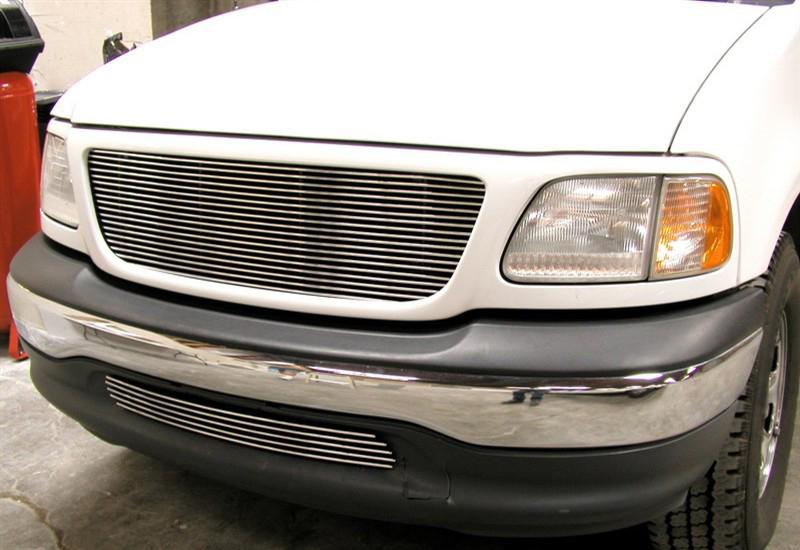 1999 2002 f150 t rex billet upper front grille 21583 F150 Aftermarket Grill
