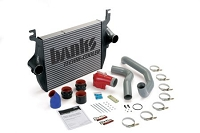 2003-2004 F250 & F350 6.0L Banks Techni-Cooler Intercooler System