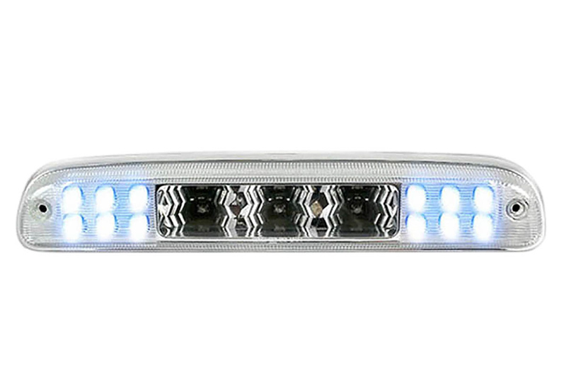 1999-2016 F250 & F350 Recon LED 3rd Brake Light (Clear)