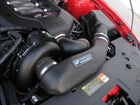 2011-2014 Mustang GT 5.0L Vortech Complete Supercharger Kit (Black)