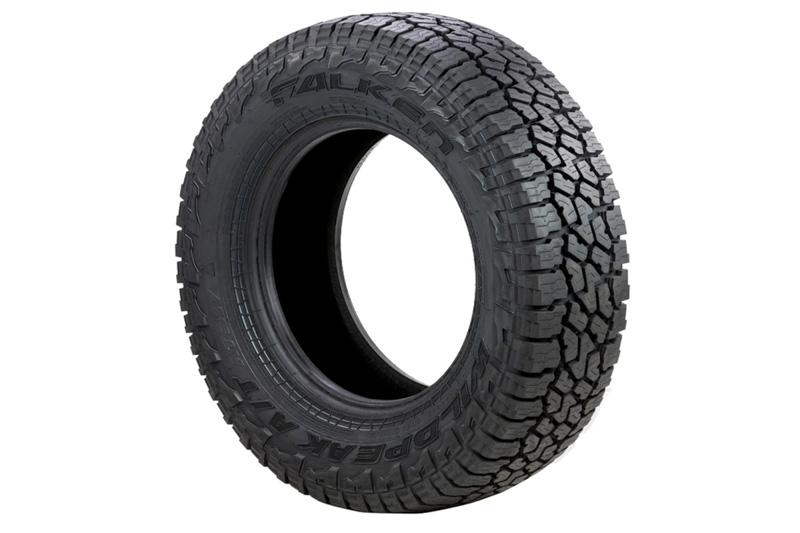 All Terrain Truck Tires >> Lt285 70r17 Falken Wildpeak All Terrain A T3w Off Road Tire
