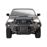 2012-2015 Tacoma Fab Fours Premium Pre-Runner Guard Front Bumper