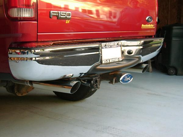 Tap To Expand: Magnaflow Exhaust F150 At Woreks.co