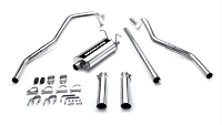 1997-2003 F150 Magnaflow Dual Exit Cat-Back Exhaust