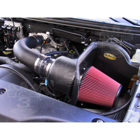 F Airaid Cold Air Intake Med on 2000 Ford F 150