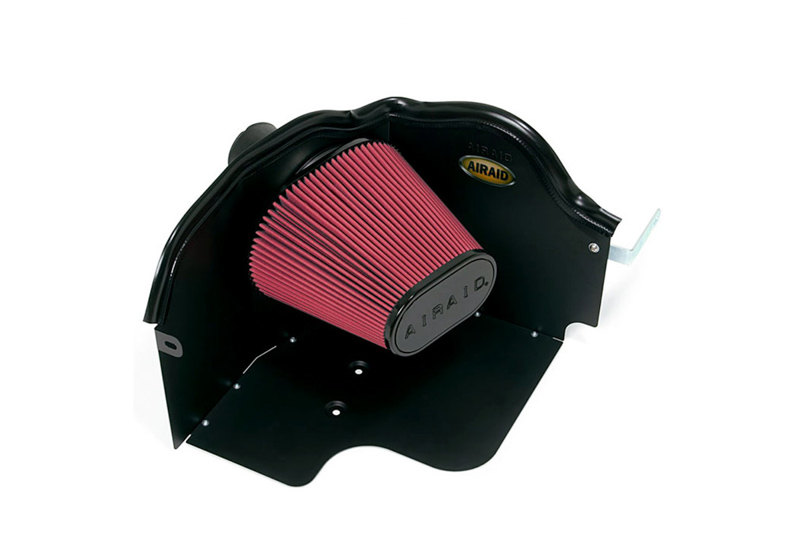 2005-2007 F250/F350 6.8L V10 AIRAID SynthaMax Cold Air Intake (Non-Oiled)