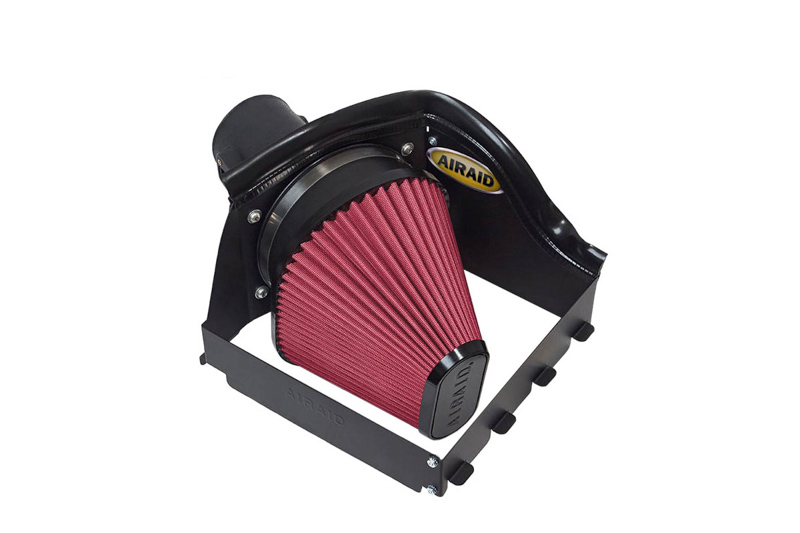 08-10 F-Series Gas AIRAID SnythaMax QuickFit Dry Intake