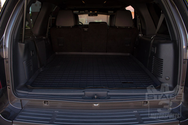 2011 2016 Expedition Weathertech Cargo Liner Behind 2nd