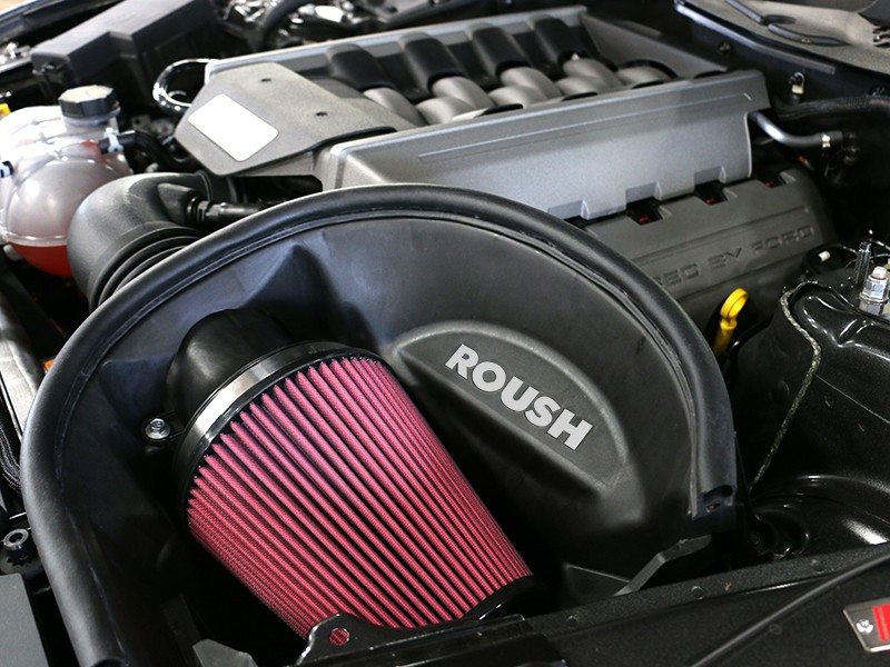 2015-2017 Mustang GT Roush Cold Air Intake