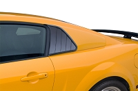 2005-2014 Mustang Cervini's Quarter Window Covers