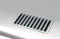 2005-2009 Mustang Cervini's Hood Louver Inserts