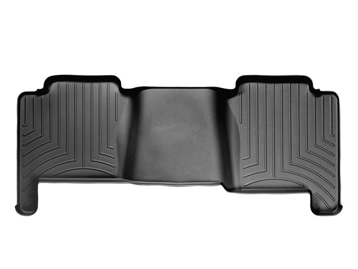 2015 2018 F150 Supercrew With Front Buckets Weathertech