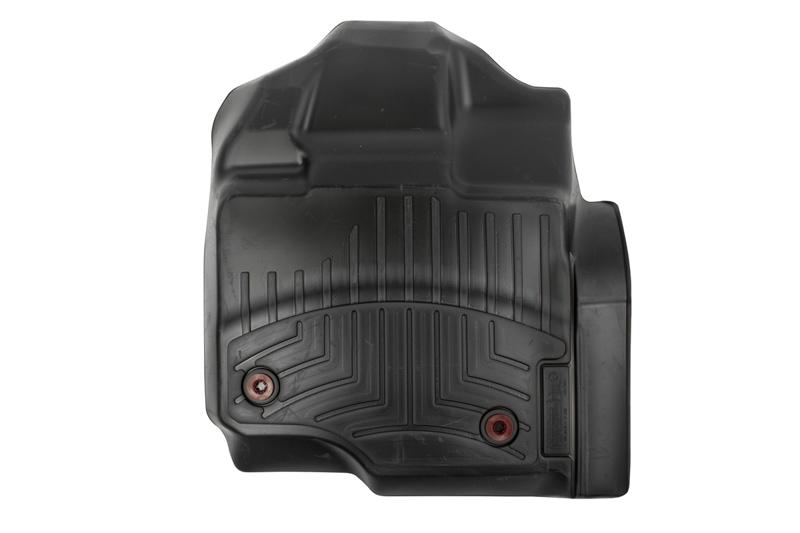2015-2019 F150 WeatherTech Front Floor Mats Digital Fit ...