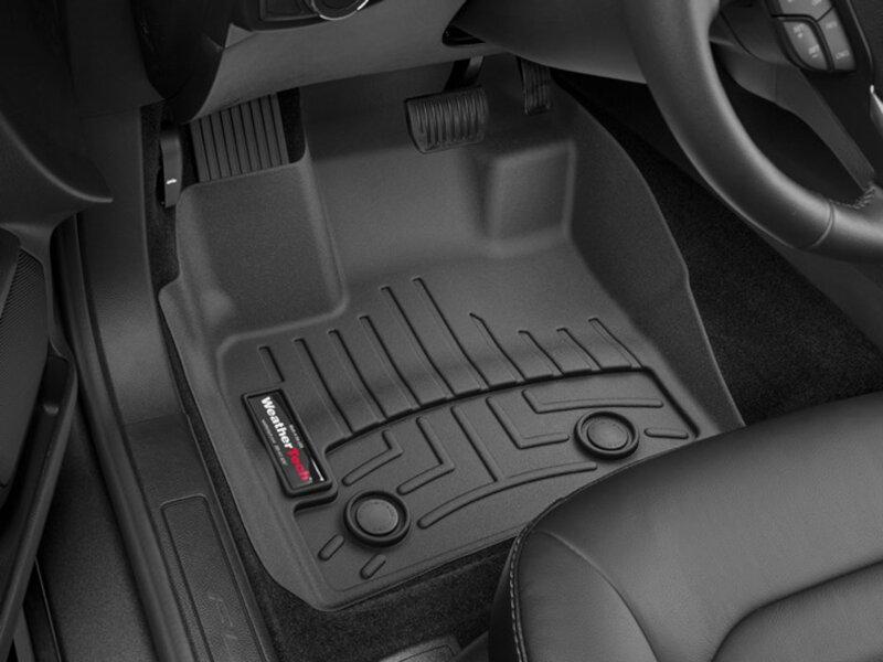 Weathertech Car Mats >> 2017 Fusion Sport WeatherTech Laser Measured Front & Rear ...