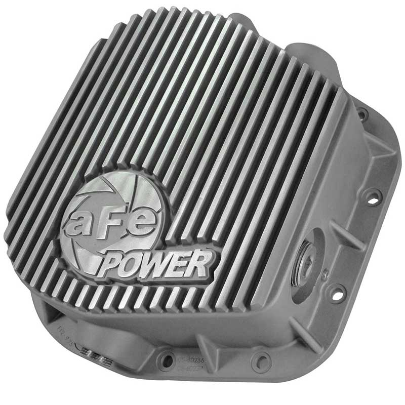 1997-2019 F150 aFe Raw-Finished Rear Differential Cover (Ford 9.75