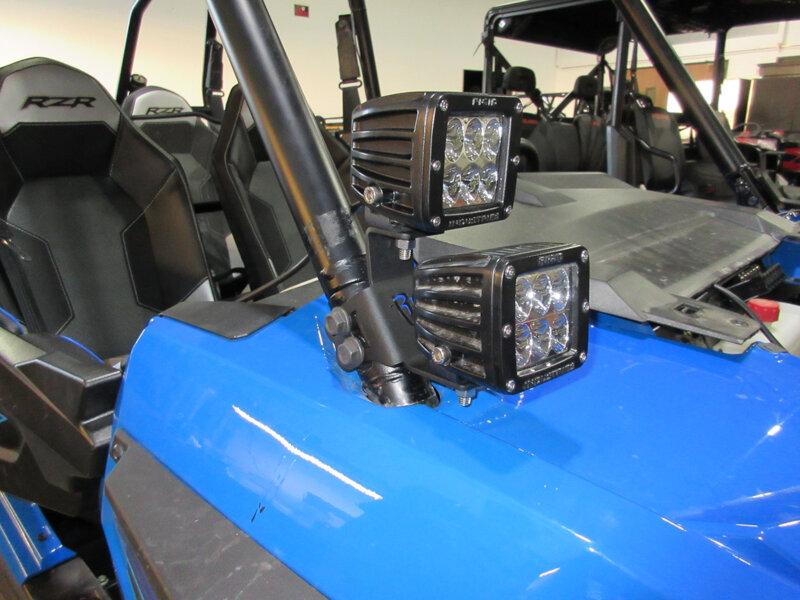 2014 2016 Polaris Rzr Xp1000 Rigid Dual A Pillar Light