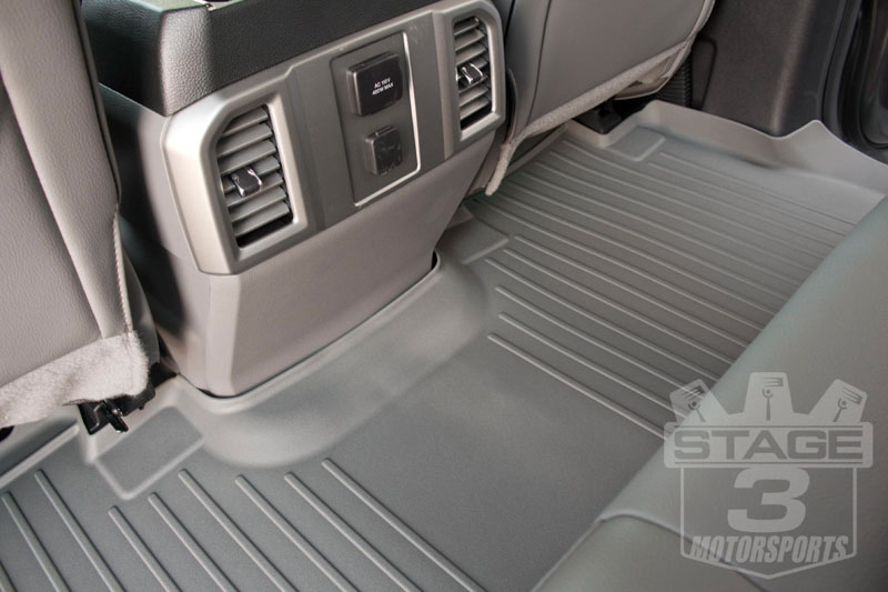 2015 2018 F150 Crew Cab Weathertech Floor Liner Digital