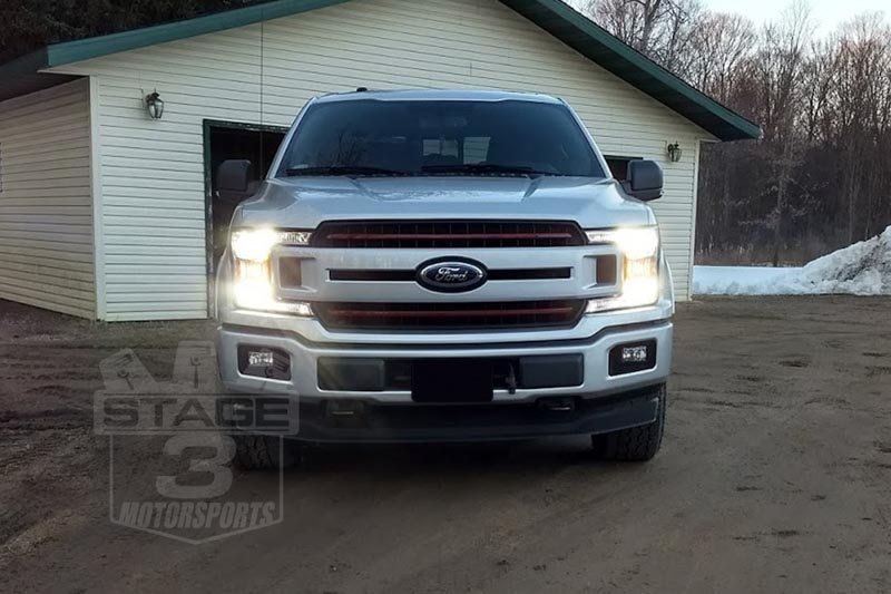2015-2019 F150 CrystaLux G9 Series High & Low Beam LED ...