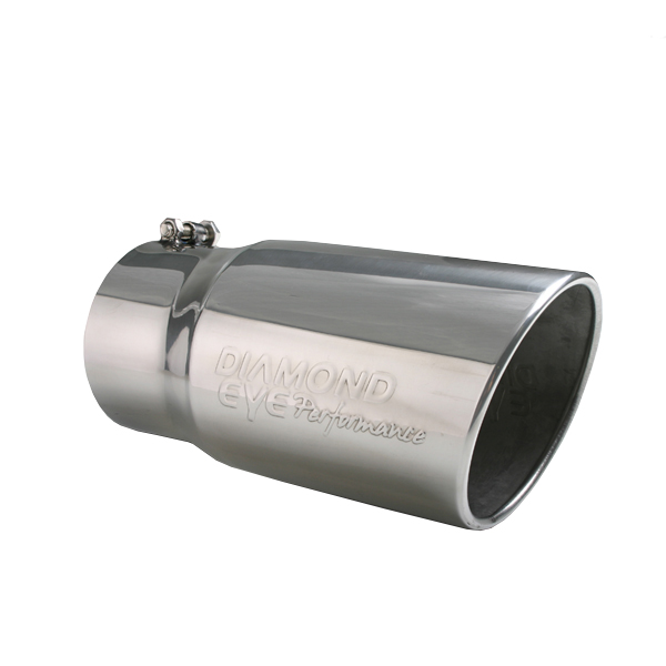 Diamond Eye Performance 4 Inch To 5 Exhaust Tip W Logo: 2016 F150 Exhaust Tip At Woreks.co
