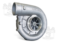 2007-2008 Mustang GT 4.6L Vortech V-3 Si H.O. Supercharger w/ Charge Cooler (Satin)