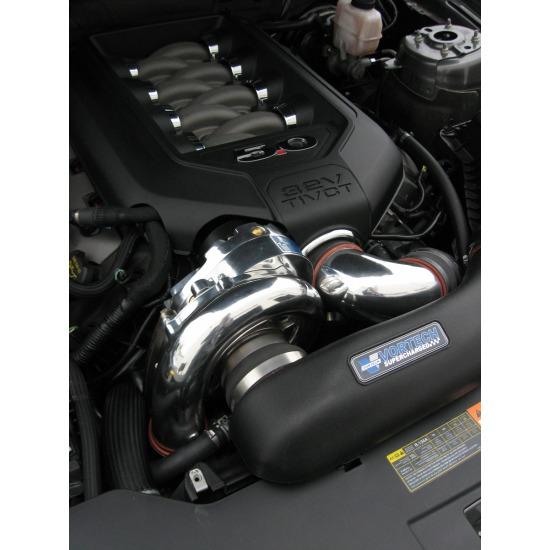 Vortech Supercharger S550 Mustang: 2011-2014 Mustang GT 5.0L Vortech Complete Supercharger