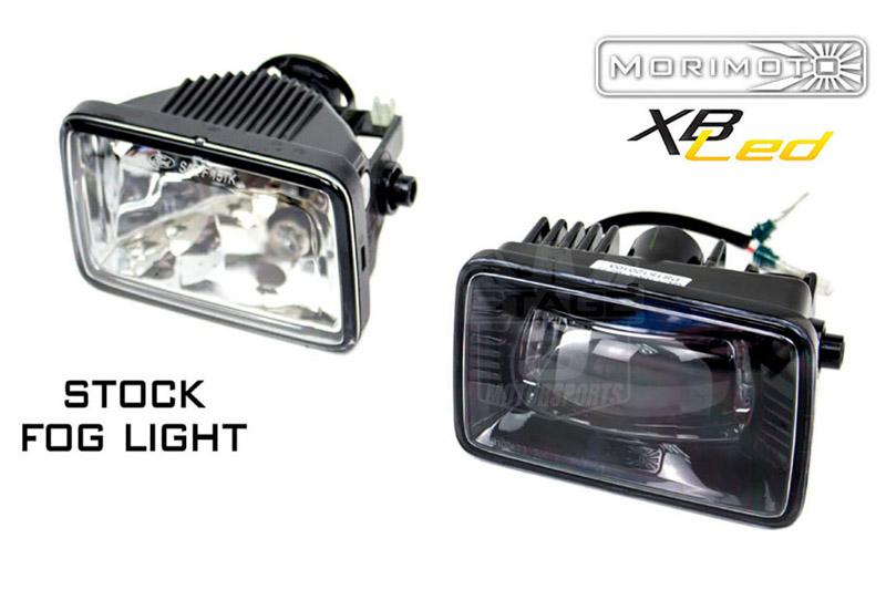 2015 2020 F150 Morimoto Xb Led Replacement Projector Fog Lights Lf150