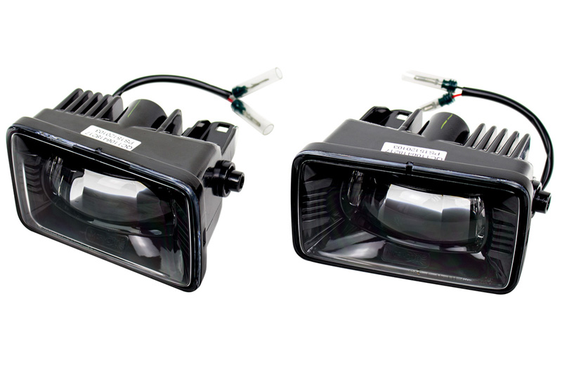 2015 2018 F150 Morimoto XB LED Replacement Projector Fog Lights 50373