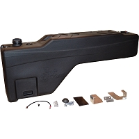 1999-2018 F150 / Super Duty Titan Tanks Sidekick 15-gal Compact Fuel Transfer Tank