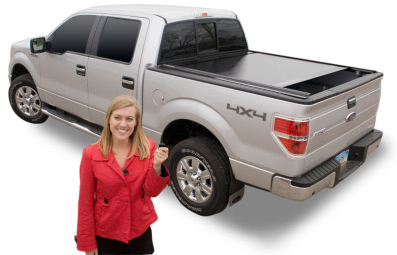 597d7cc22fc 2009-2014 F150 PowertraxONE Tonneau Cover 6.5 ft. Bed (w o Track System  Only)