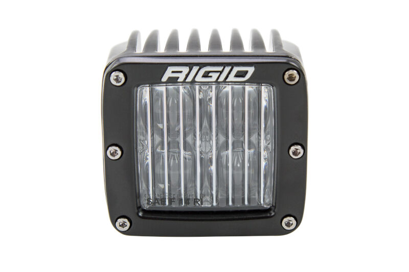 Rigid Industries D-Series SAE DOT Compliant LED Pair of Fog Lights J583-504813