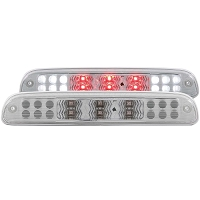 99-16 F250 & F350 Anzo LED 3rd Brake Light (Clear/Chrome)