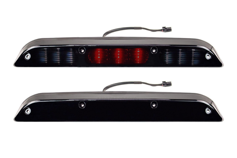 2015 2018 F150 Anzo Smoked Led Third Brake Light 531107 Wiring Additional Lights Tap To Expand