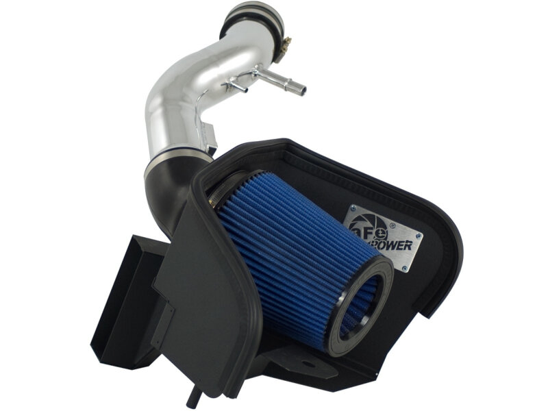 Filter For 2011-2014 Ford Mustang 3.7L V6 Black Green Cold Air Intake Kit