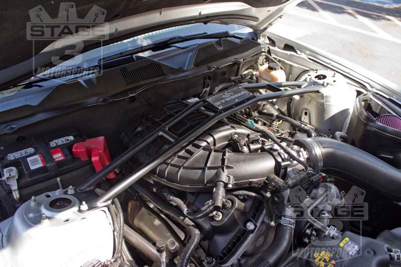 2005-2010 Mustang V6, Boss 2012-2014 Steeda Steel Strut ...