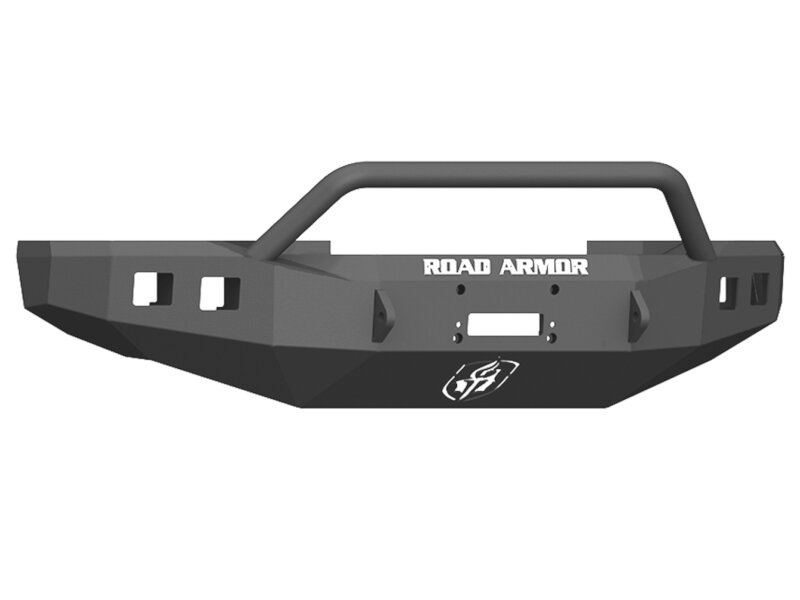2017-2020 F250 & F350 Road Armor Stealth Series Winch-Ready Front Bumper w/ Pre-Runner Guard